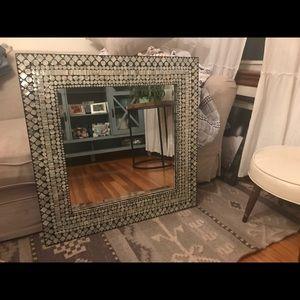 Wall Art - Large mirror